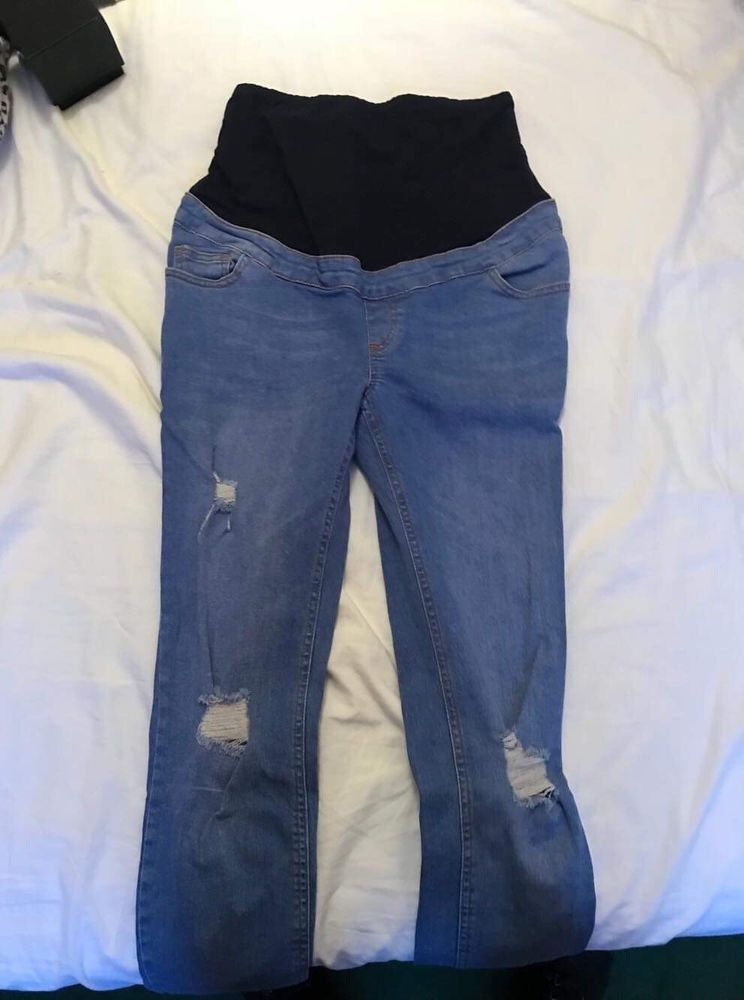 ca768b180a62f Womens Maternity Jeans - Size 10 - New Look #fashion #clothes #shoes  #accessories #womensclothing #maternity (ebay link)