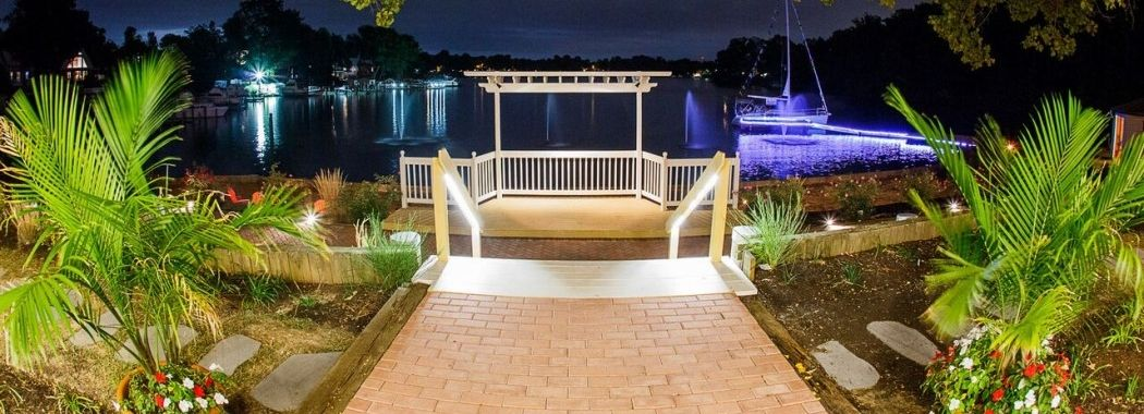 Bleues On The Water | Maryland Waterfront Wedding Venue