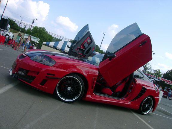 2004 Hyundai Tiburon GT V6 SE