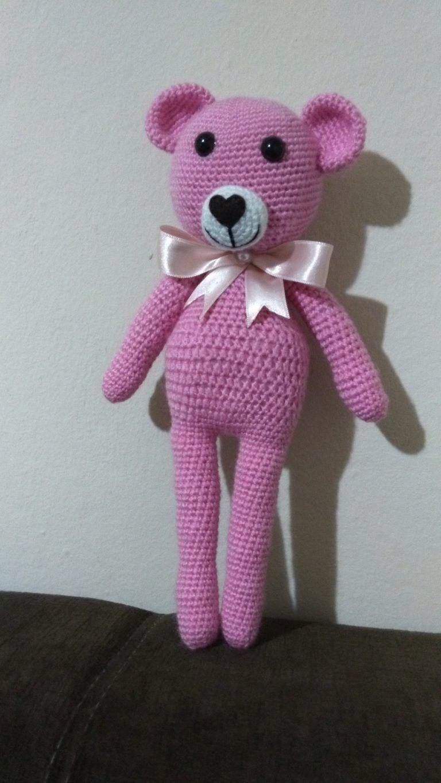 Ayı Teddy Yapımı Amigurumi - #2 (Crochet Amigurumi Teddy Bear ... | 1365x768