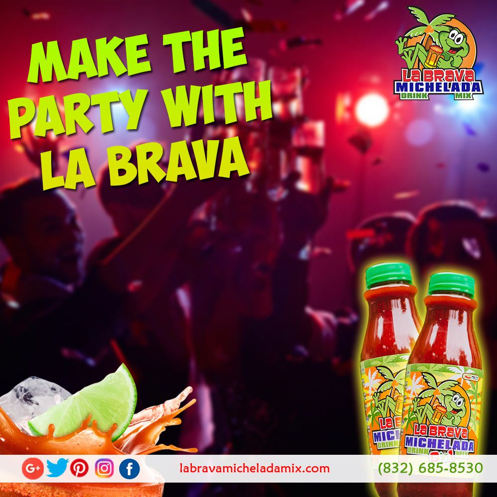 Make the party with La Brava https://goo.gl/8qKo6p