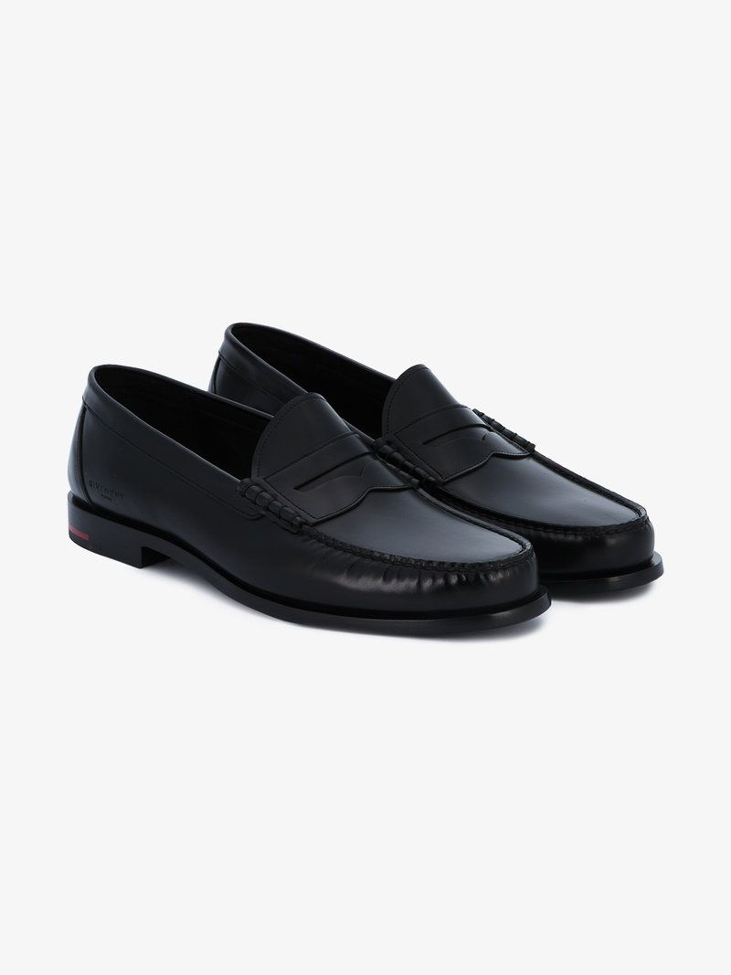 405574dc6ad GIVENCHY CLASSIC PENNY LOAFERS.  givenchy  shoes  flats