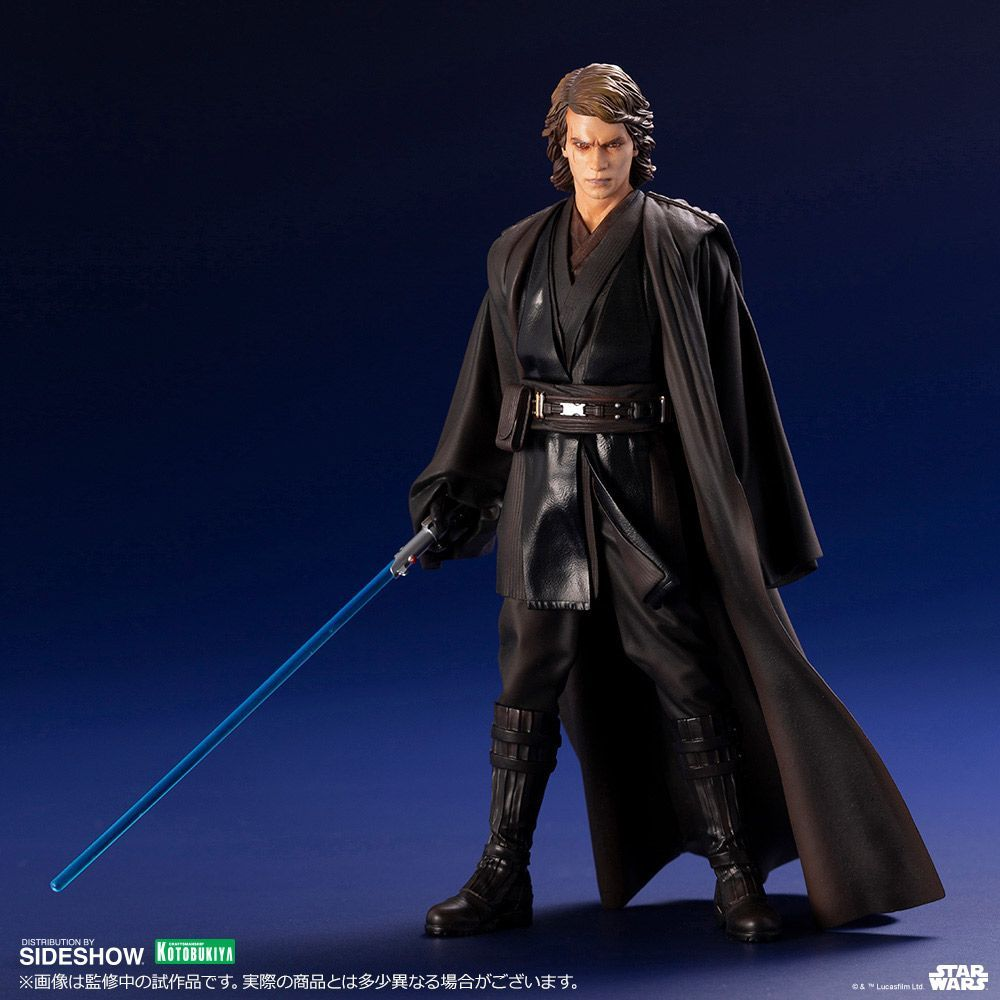 Anakin Skywalker Artfx Staute By Kotobukiya Star Wars Anakin Anakin Skywalker Star Wars Bounty Hunter