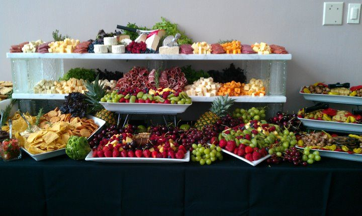 Top Things to Remember When Selecting Reception Catering