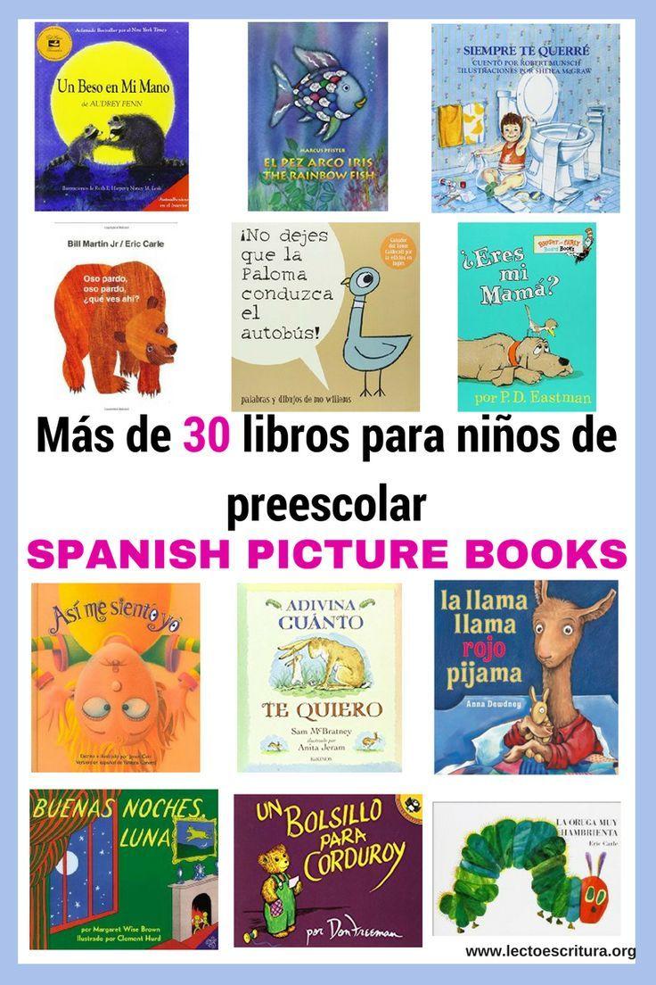 Mi Librería Preescolar Lectoescritura Spanish Lessons For Kids Learning Spanish Learning Spanish For Kids