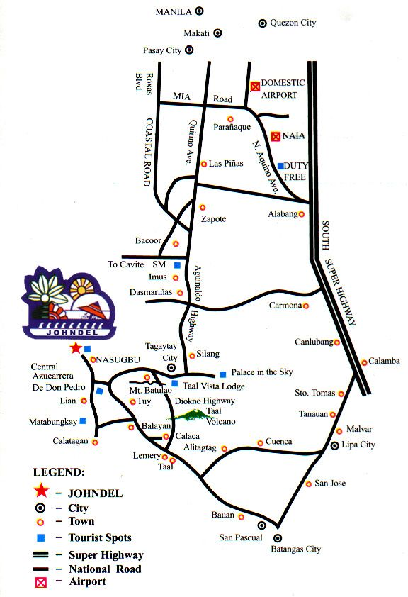 MANILA John Del map public transport map IstanbulManilaAngkor