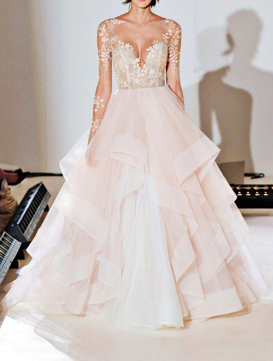 Hayley Paige Bridal Springsummer 2017 Weddings