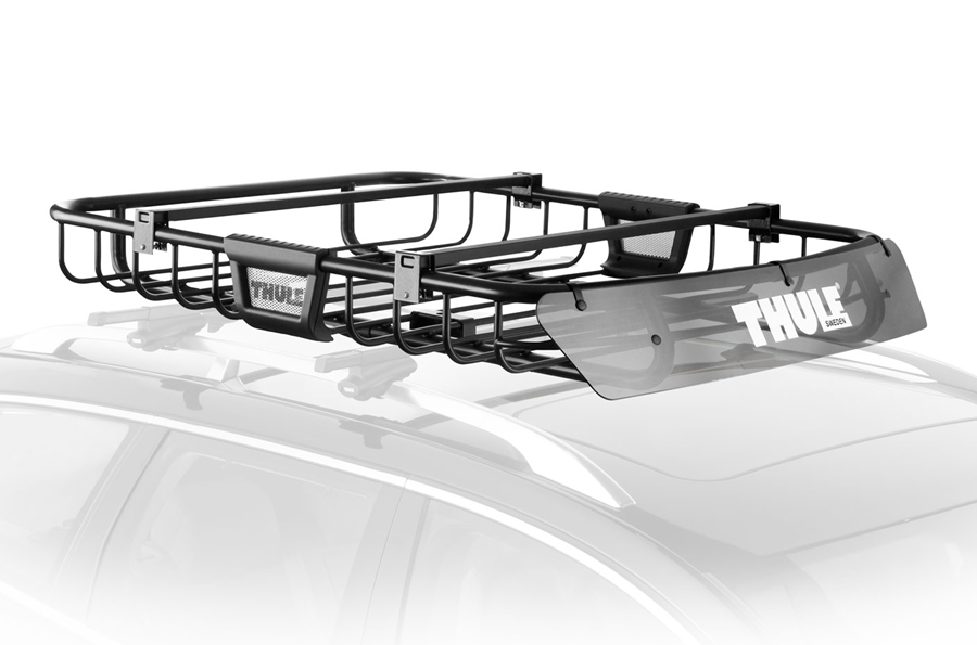 Thule Thule859 Jeep Canyon Roof Rack Cargo Basket Thule859 Jeep Commander Thule Roof Rack Roof Basket