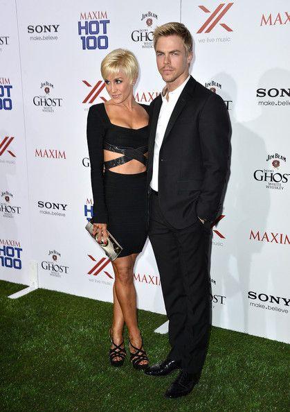 Derek Hough - Celebs at the Maxim Hot 100 Party