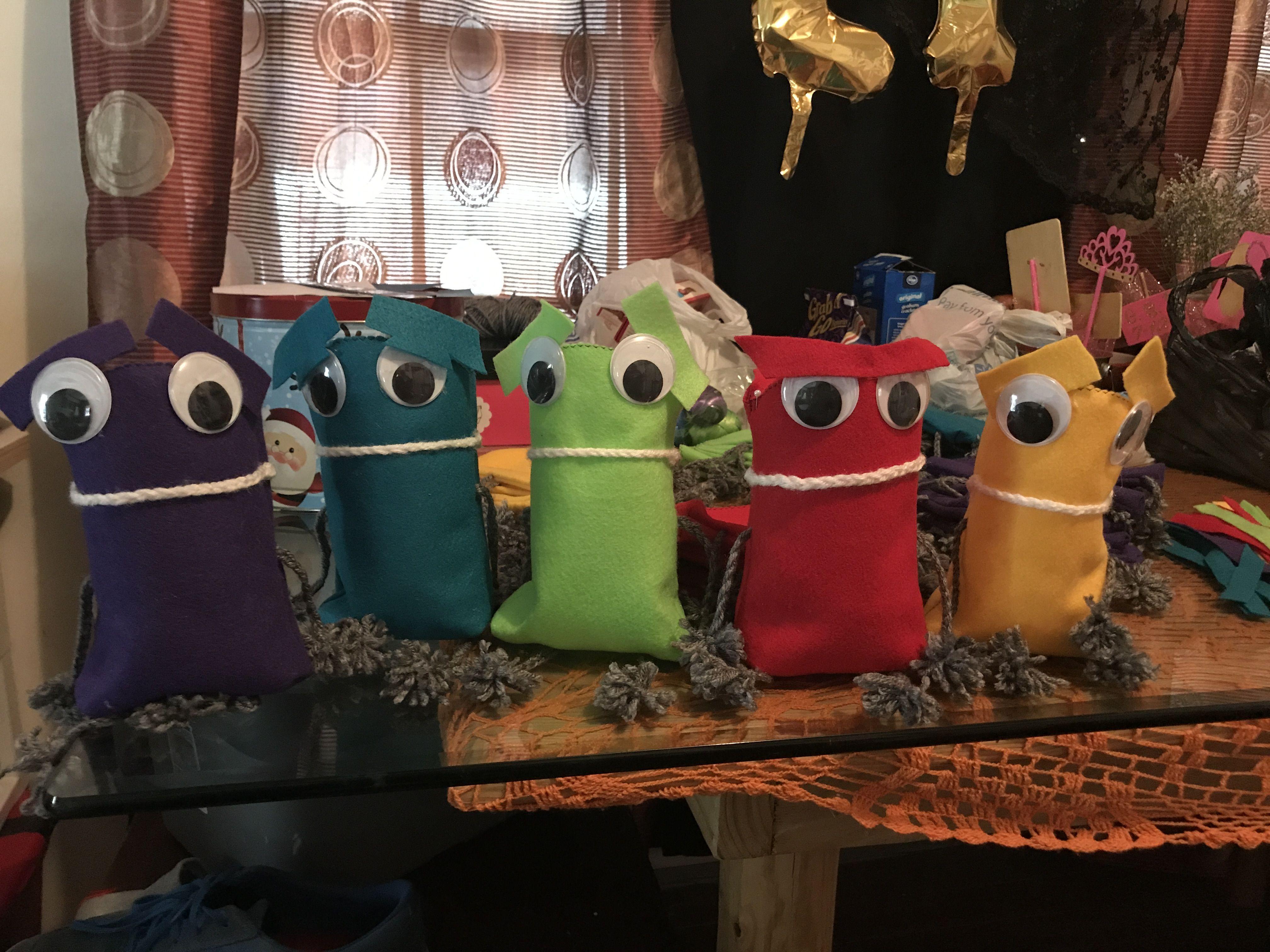 Storybots Birthday Grab Bags Story Bots 3rd Birthday In