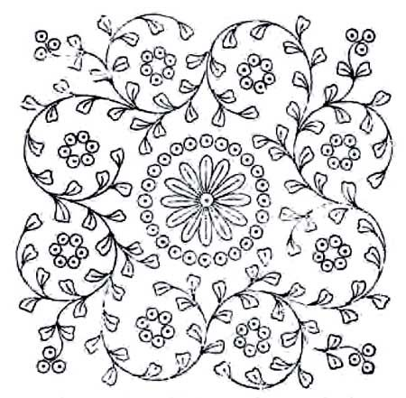 Ethnic Embroidery Patterns Ethnic Designs And Pattern For