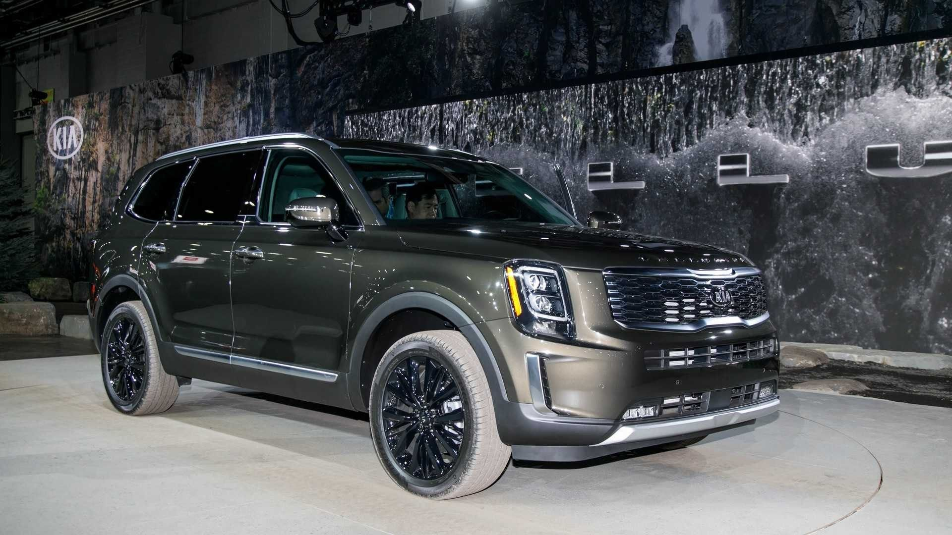 Most Expensive 2020 Kia Telluride Costs 50,775 Release