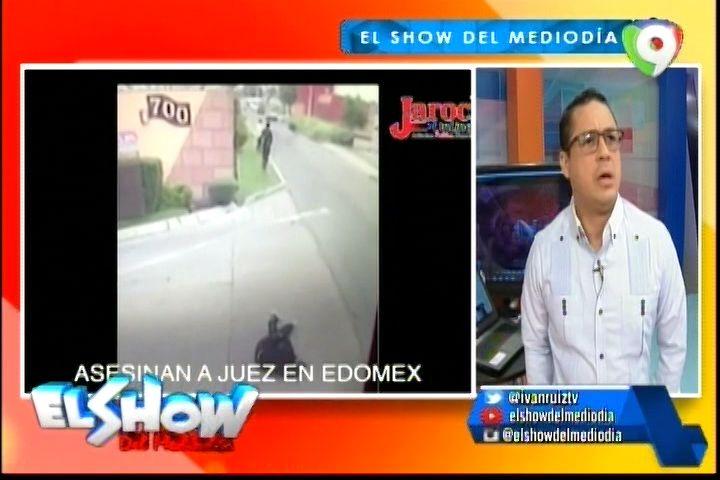 Graynmer Mendez comenta sobre el último debate entre Clinton y Trump, asesinato del juez encargado del caso de Chapo en México
