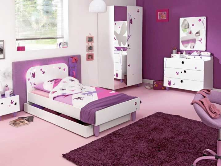 Best Chambre Fille Blanche Conforama Images - Matkin.info - matkin ...