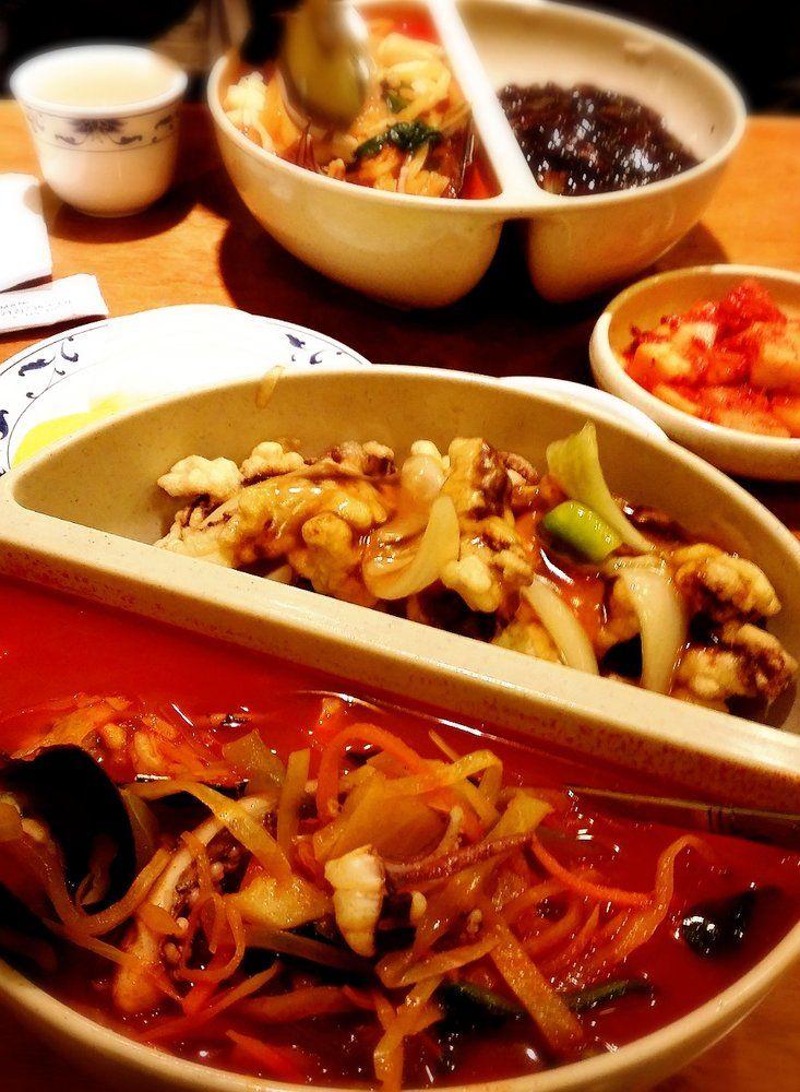 Soon Ja Jang Korean Chinese Fresh Noodles