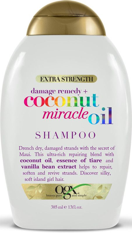 Coconut Miracle Oil Shampoo Oil Shampoo Oil Conditioner