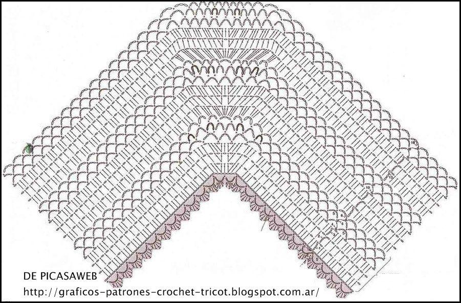 HOLA AMIGUITAS , MIREN QUE BE… | Crochet & crafts/tricott/cross ...