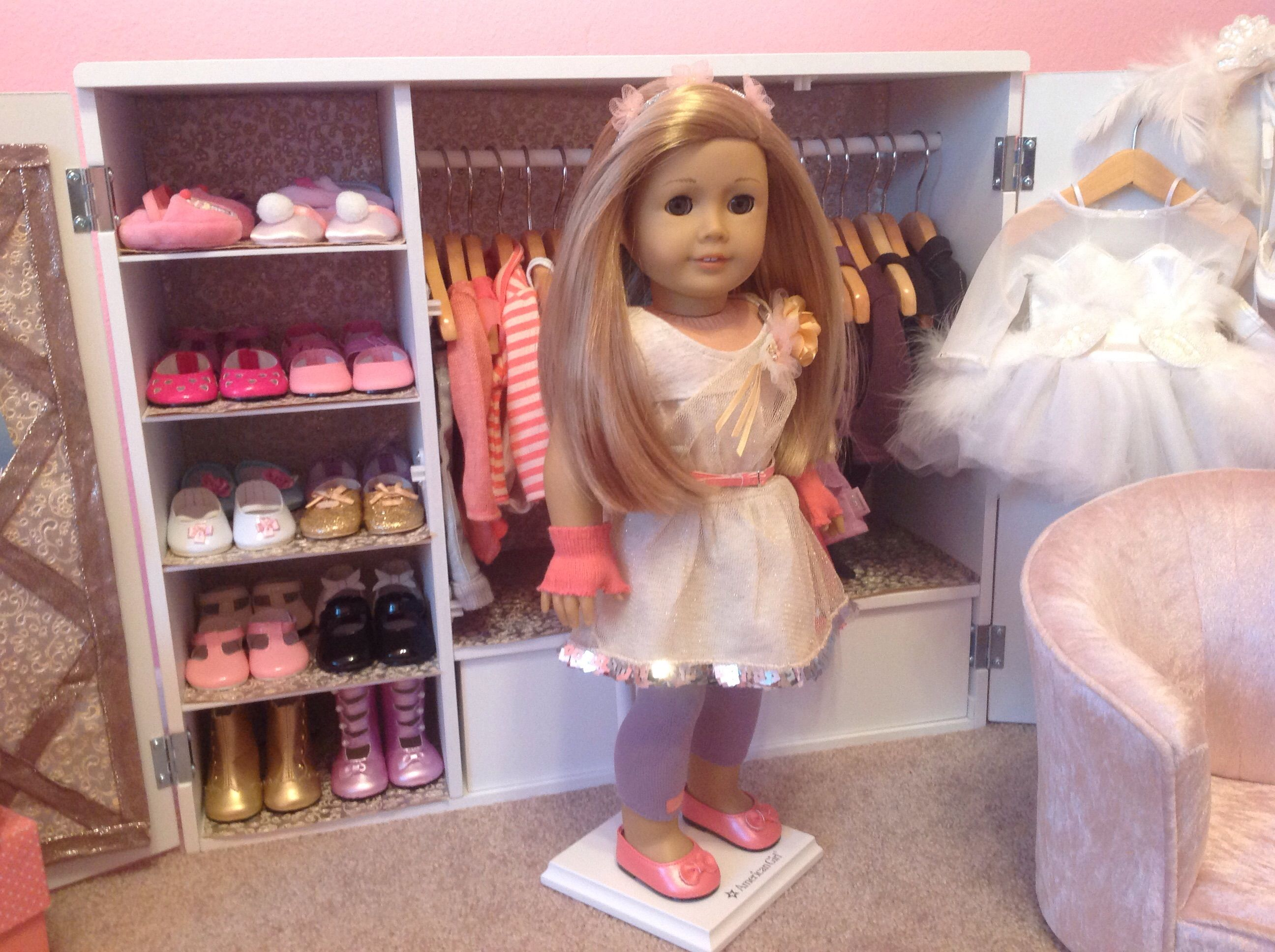 Diy American Girl Isabelle Wardrobe Our Generation