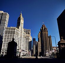 """The Windy City"" - Chicago"