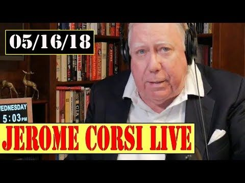 Jerome corsi says obama is a homosexual part 1