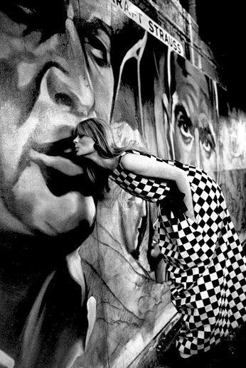 Nico, égérie underground,  par Steve Schapiro - 1960  https://plus.google.com/u/0/_/notifications/frame?sourceid=23
