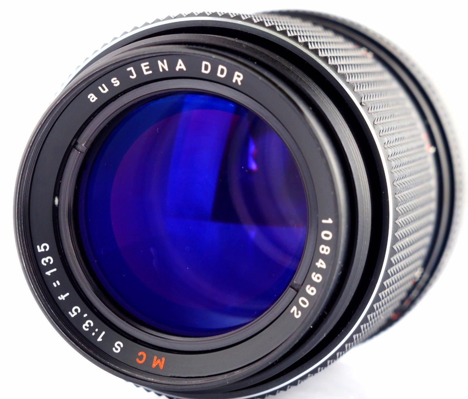 Carl Zeiss ausJena DDR MC Sonnar 3,5/135mm 3 5/135mm No