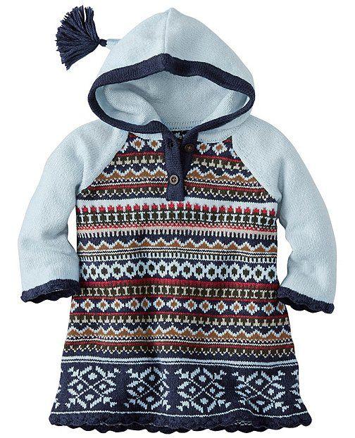 Ski Norrland Sweater Dress from #HannaAndersson. | HA + BABY ...
