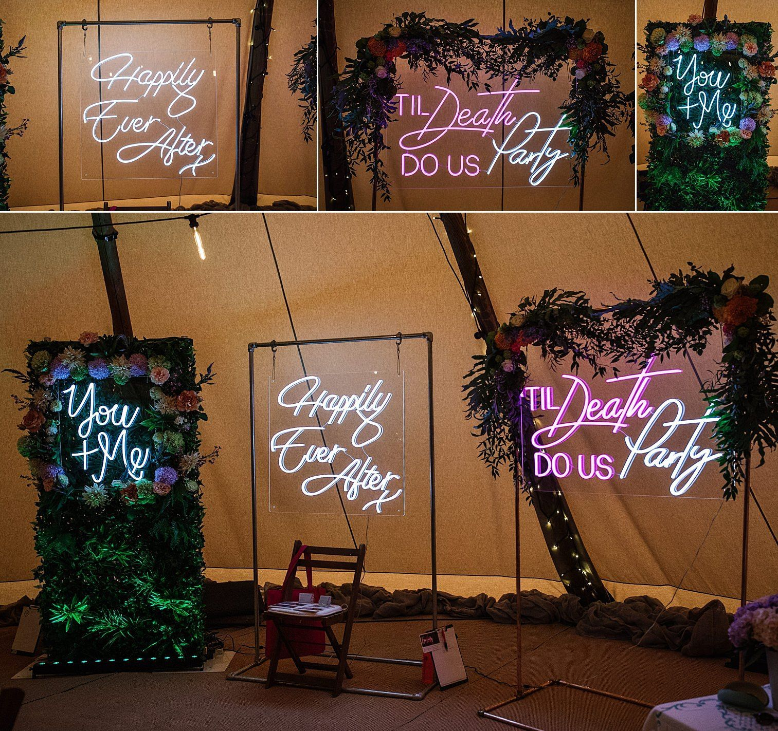 The Rustic Wedding Show 2019 - Lattenbury Hill Weddings - Becky Harley Photography