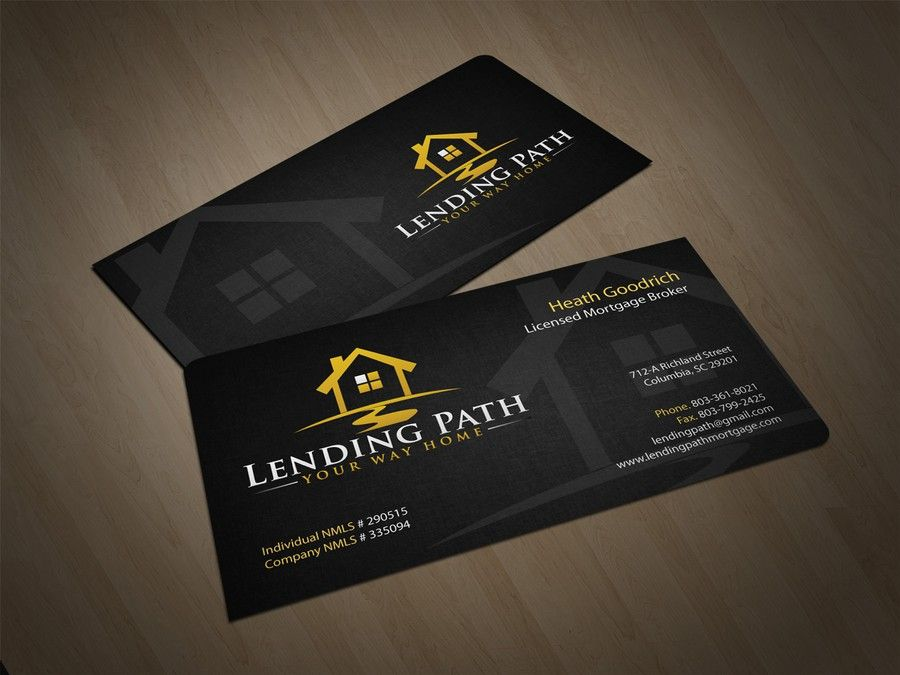 Lending Path needs NEW BUSINESS CARDS AND STATIONARY by kendhie ...