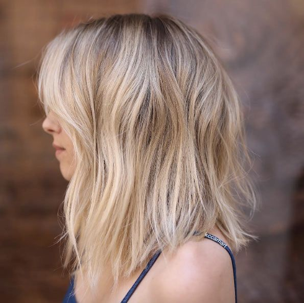 40 Ash Blonde Hairstyles Youre Going To See Everywhere Hair