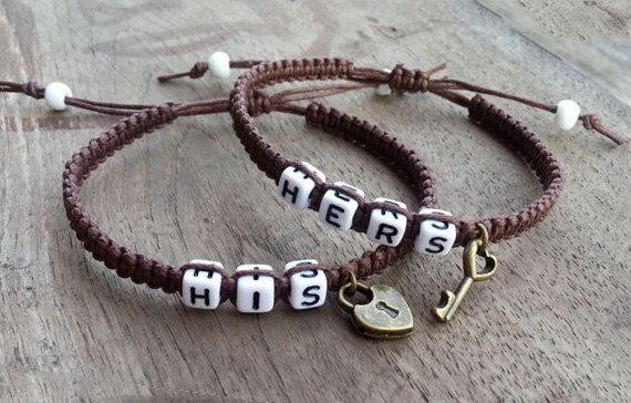 Relationship Wristband For Men S Bracelet Boyfriend Jewelry Friend