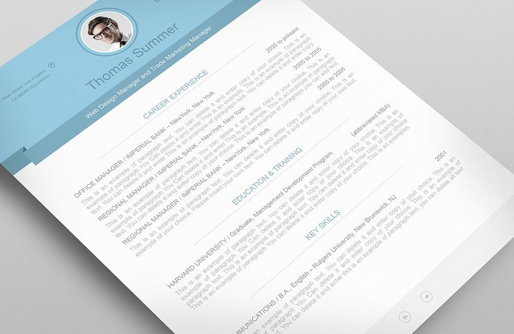Resume Template { responsible crap } Pinterest Resume cover - resume template