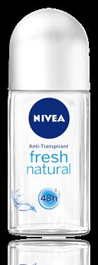 Riecht angeblich wie Nivea Creme und enthält keine Aluminiumsalze...