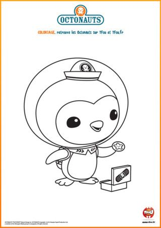 site, imprimable et textes en français) | Octonauts | Pinterest