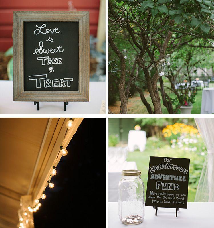 Outdoor Wedding Ceremony Calgary: Rouge Restaurant Wedding, Inglewood Calgary