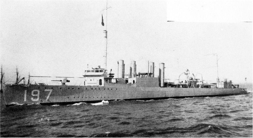 Uss Branch Dd 197 Wikipedia The Free Encyclopedia Us Navy Ships Royal Navy Warship