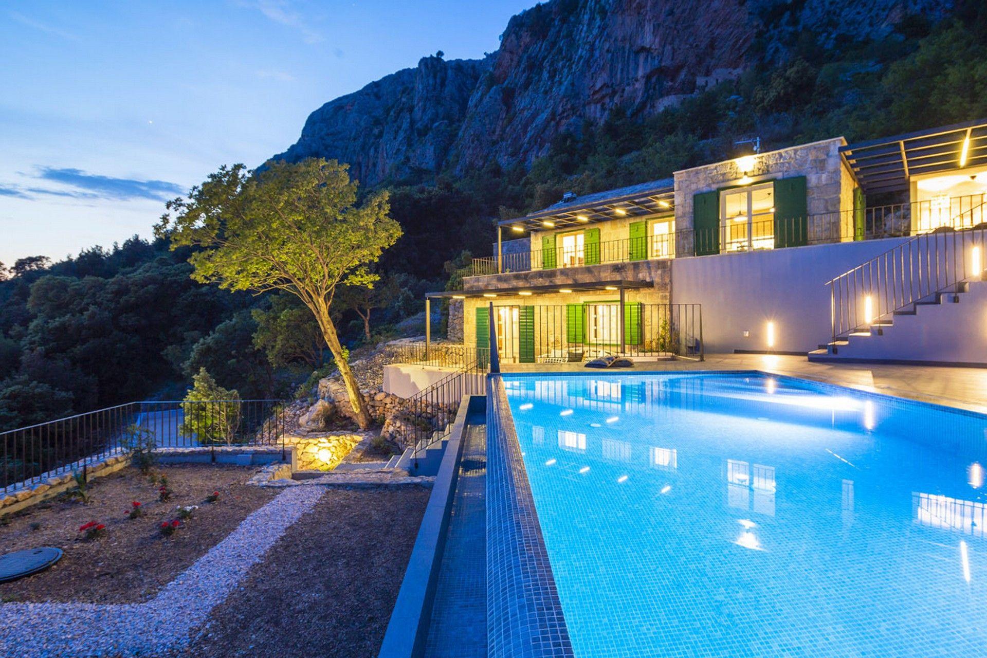 Villa 2M Makarska, Dalmatia Croatia Luxury Rent w 2019