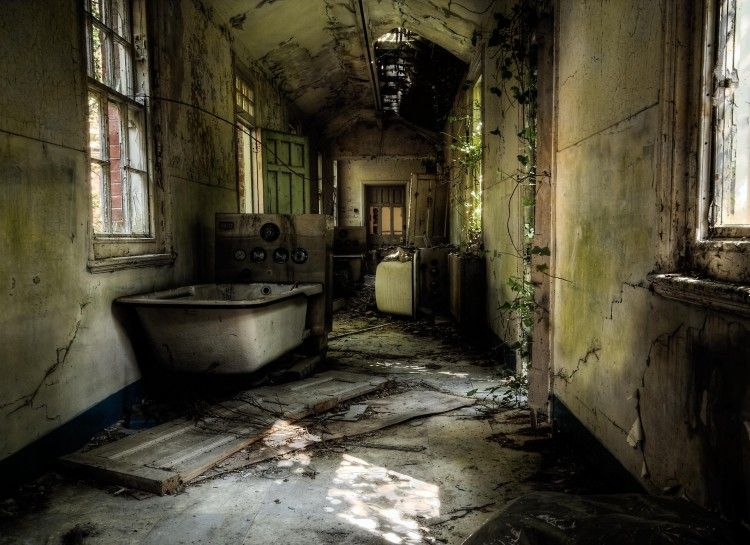 Willard Asylum - Willard, NY
