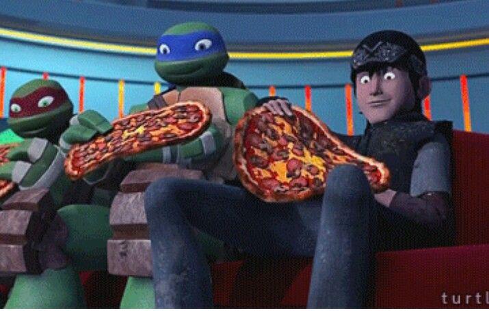 Leo And Casey Are So Cute Hot Internal Fan Girl Screaming Tmnt 2012 Teenage Ninja Turtles Tmnt