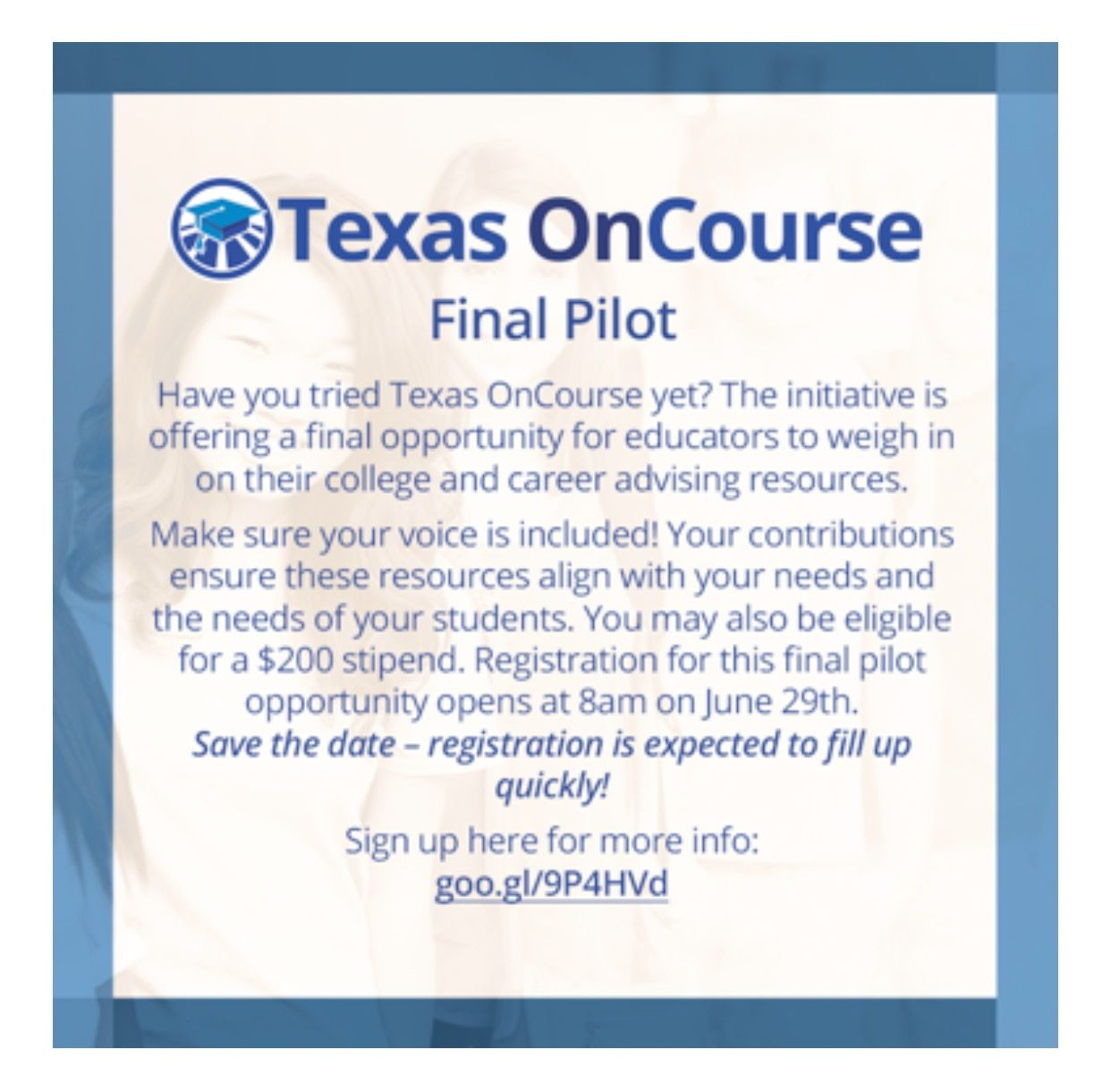 College Amp Careeradvising Texas Oncourse Final Pilot