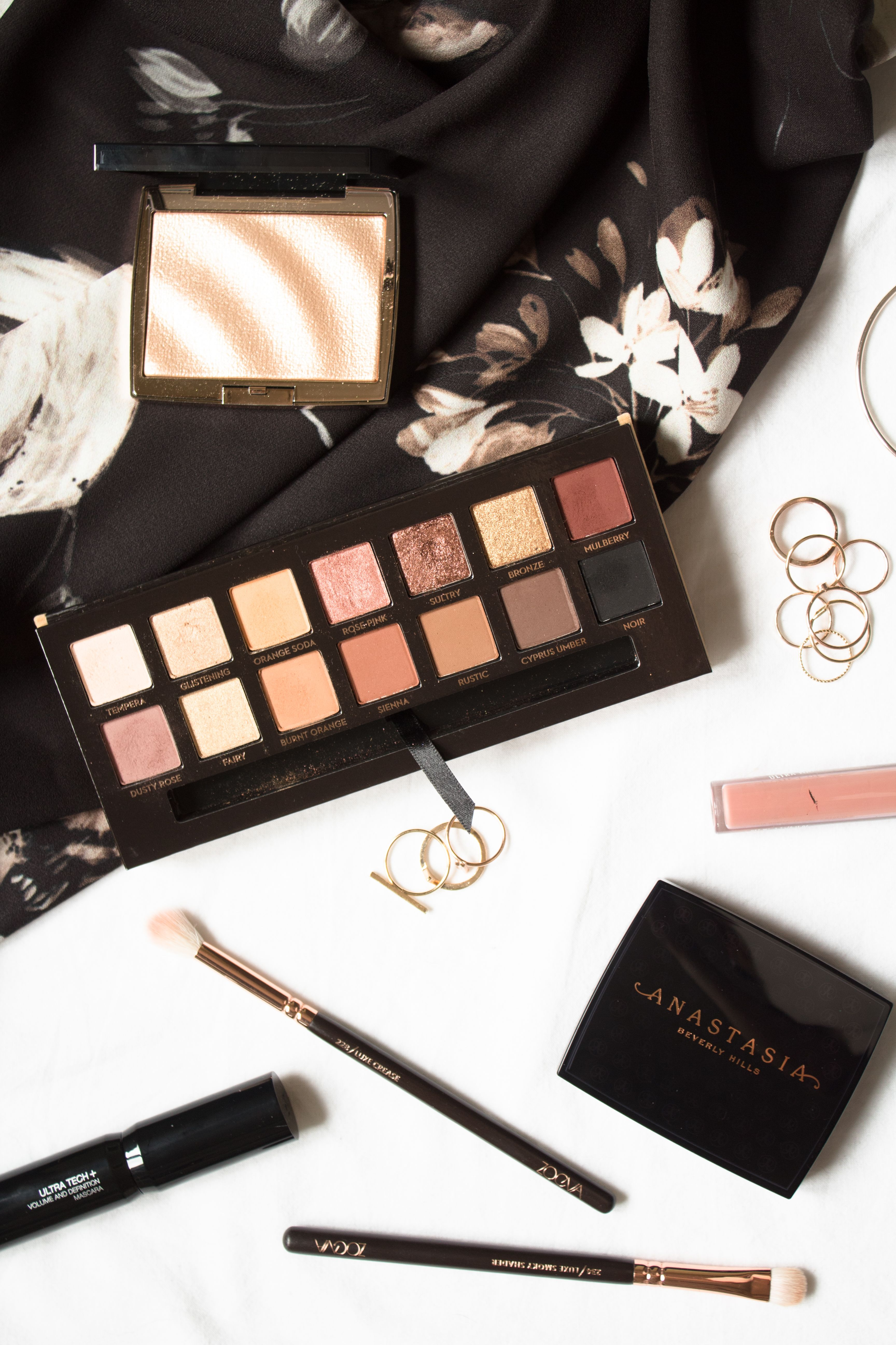 New from Anastasia Beverly Hills: Soft Glam Palette, Amrezy ...