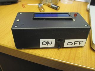 Arduino Geiger Counter