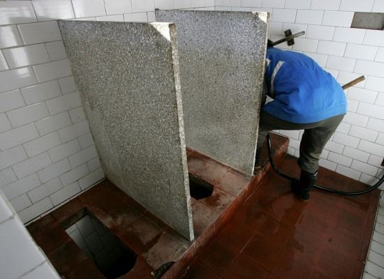 The 9 Countries With The Worst Toilets In The World Toilet Tub