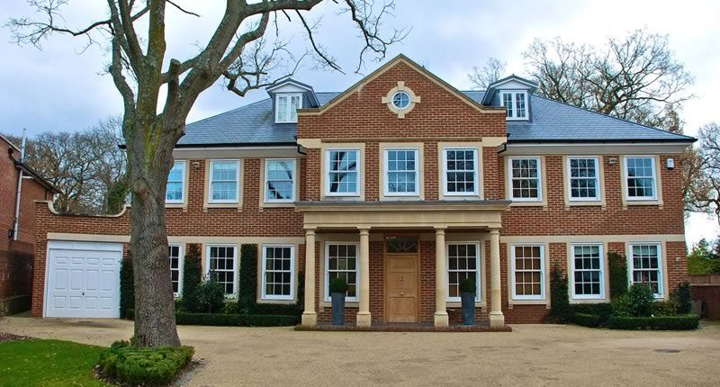 Image result for new build georgian style beautiful for Georgian new build