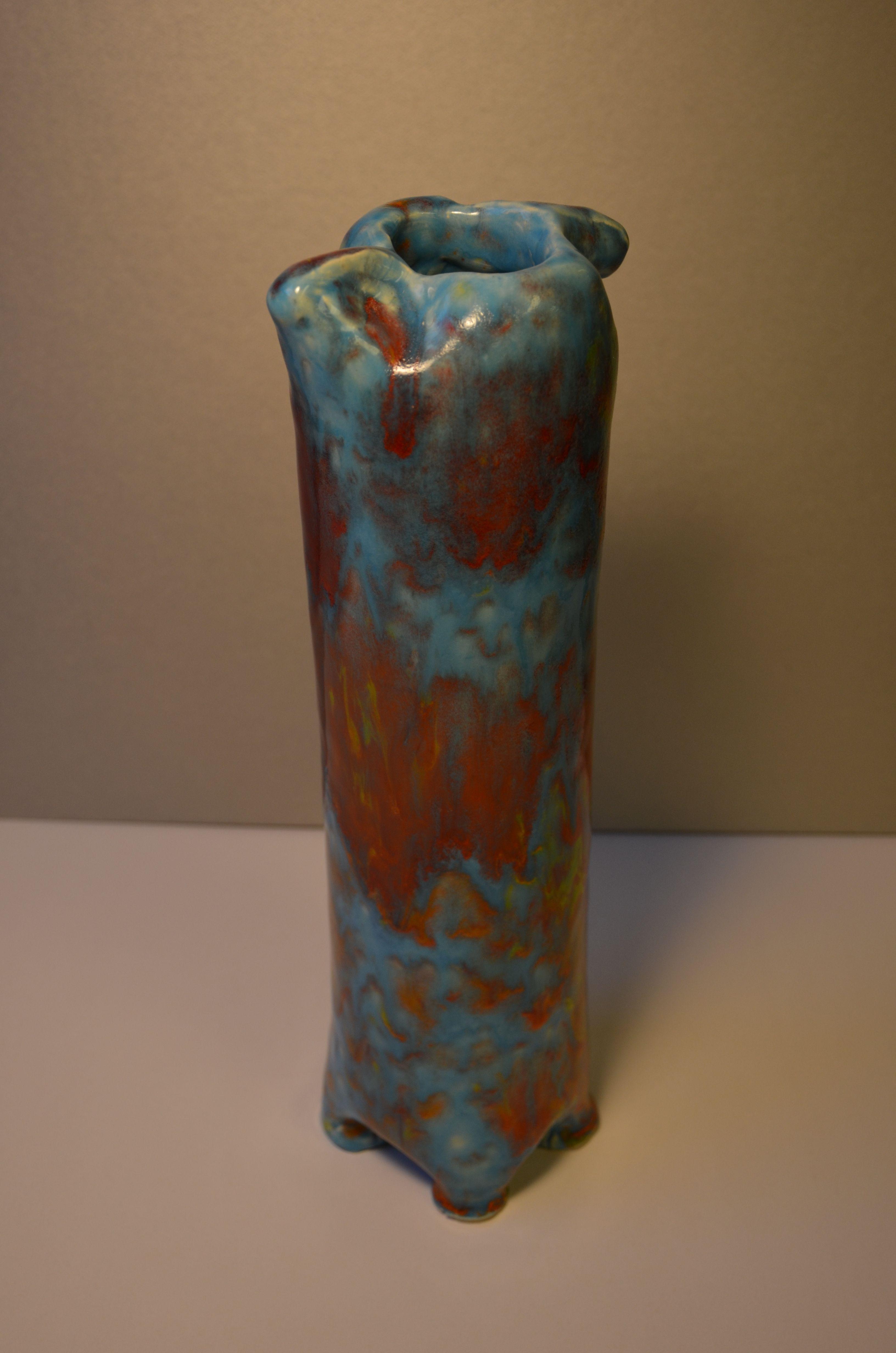Halimah roberson ceramics vase delaware regional scholastic halimah roberson ceramics vase delaware regional scholastic art awards honorable mention reviewsmspy