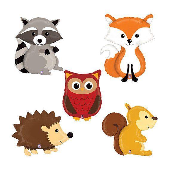 b73f21b2590db6 Woodland Critters Fox