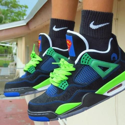feb0f4aa785 Jordan Doernbecher 4s, Photo Credit: Levy Willie #rockyourkicks. Find this  Pin and ...