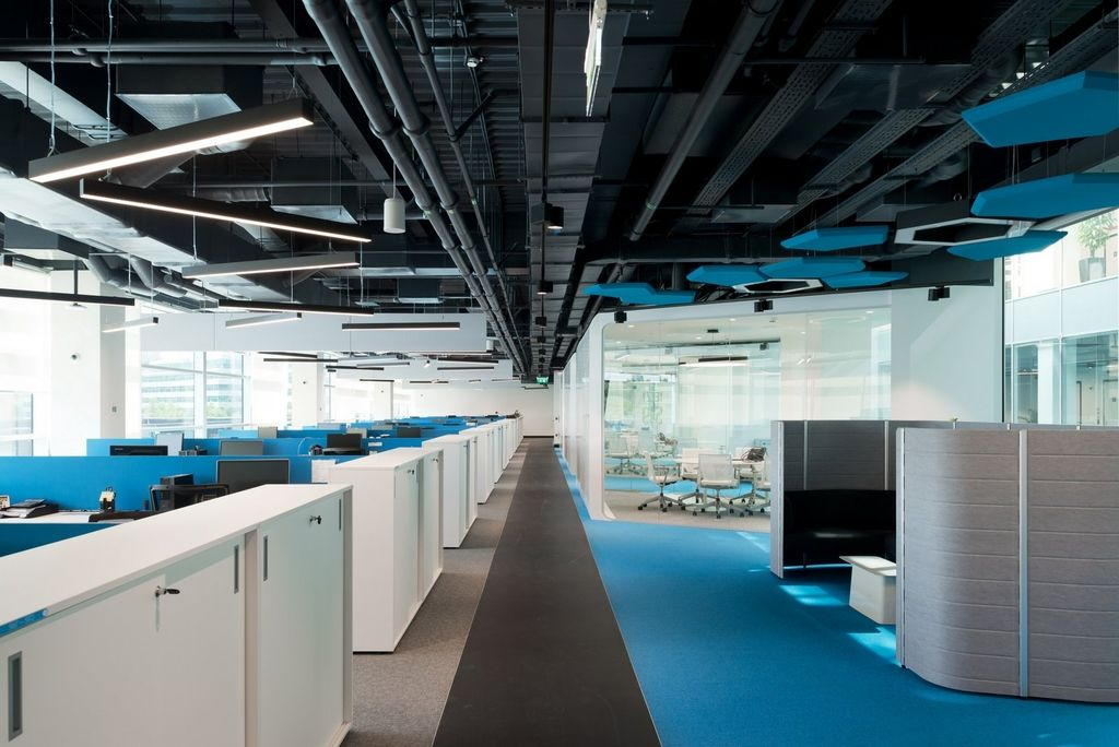 Adidas Offices Moscow 22 Office design concepts