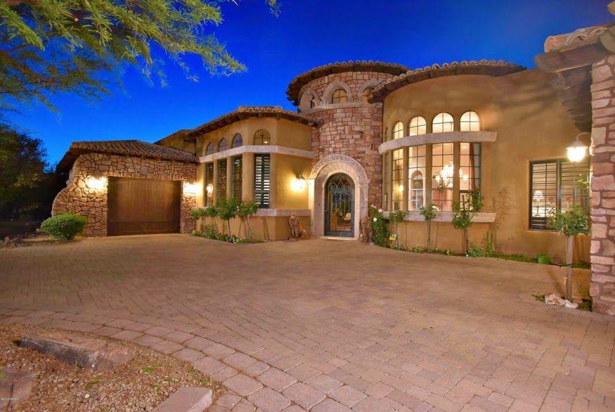 Google+ House styles, Home, Scottsdale