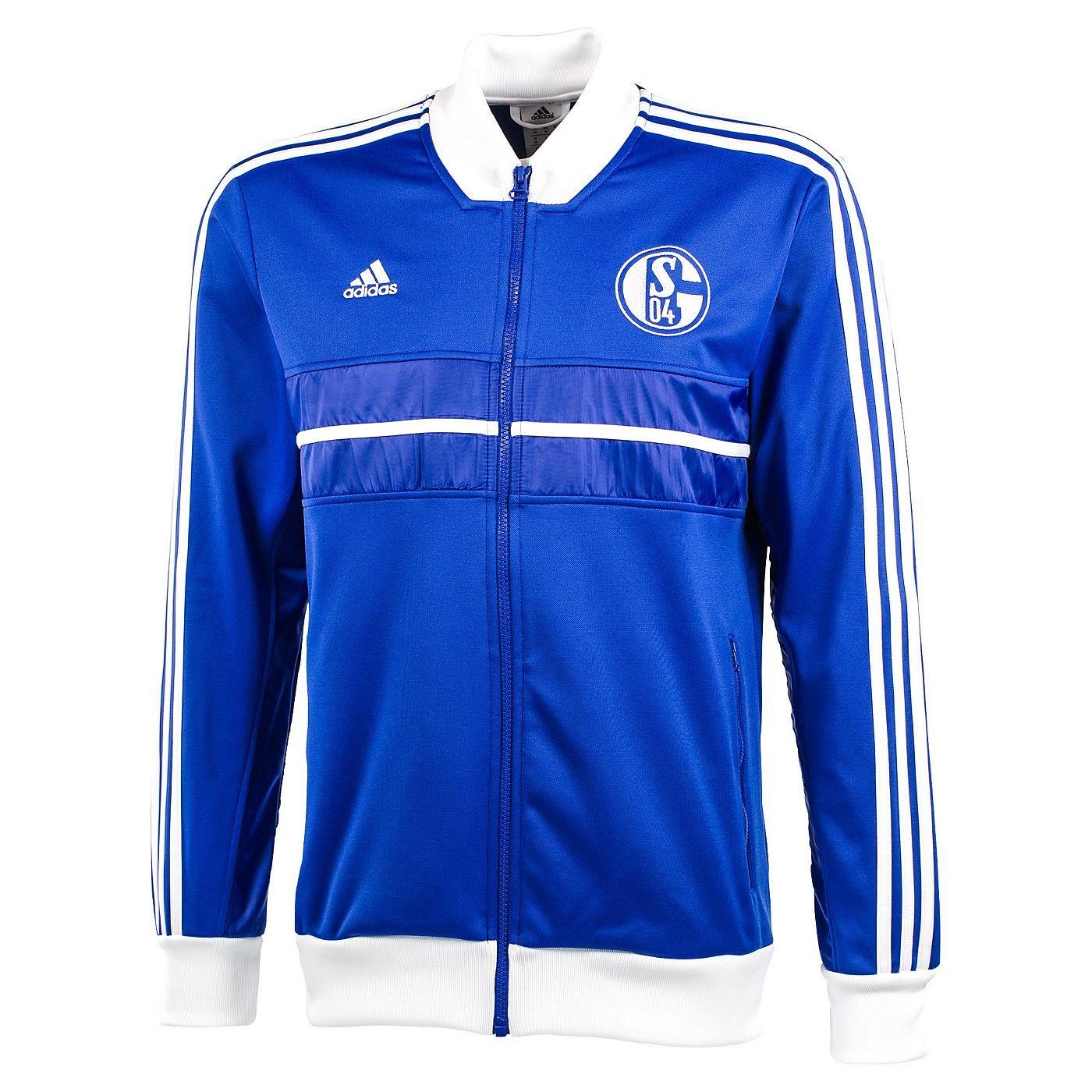 Adidas Fc Schalke 04 Winterjacke Stadion Spielerbekleidung